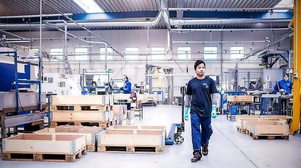 Dansk job-exit kun sl�et af Gr�kenland, Spanien og Cypern