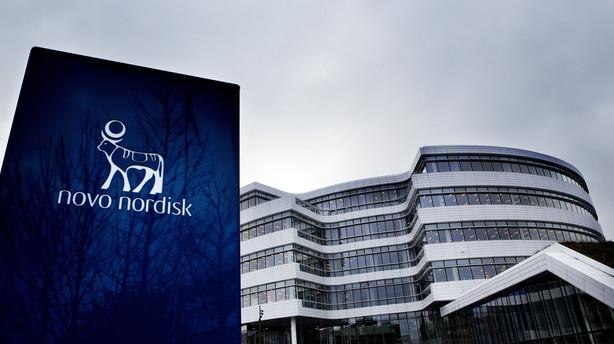 Novo Nordisk vil sende 14 mia til aktion�rerne