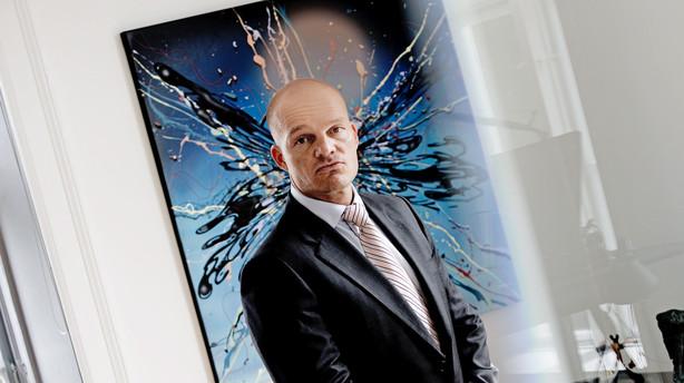 Stein Baggers praktik-virksomhed er g�et konkurs
