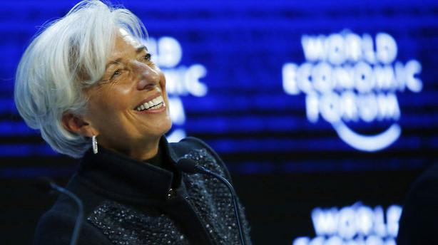 Magtfuld franskmand forts�tter som IMF-chef