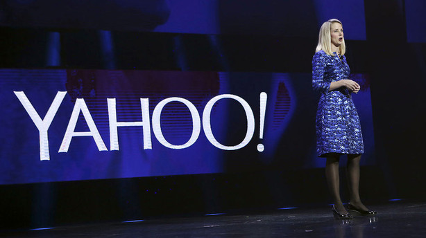 Lidende Yahoo anklaget for ekstrem ekstravagance