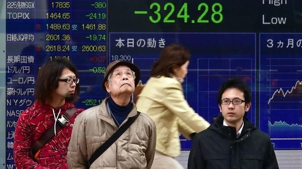 Aktier: Negativ stemning overalt uden for Kina
