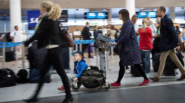 SAS-konsulent: Danmark mangler en strategi for fly og lufthavne