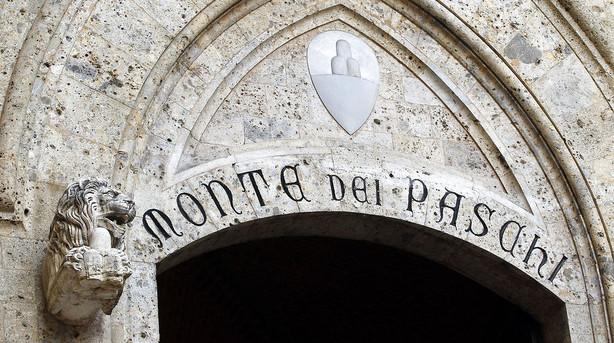 Aktier: Sm�k til europ�iske banker - mest til italienske