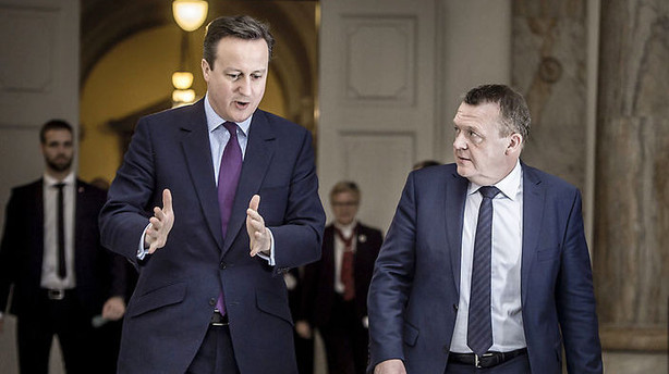 Uenighed om b�rnecheck giver problemer i EU-forhandlinger