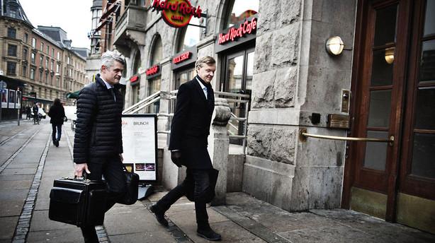 L�nstrid f�r Ekstra Bladets journalister til at g� hjem
