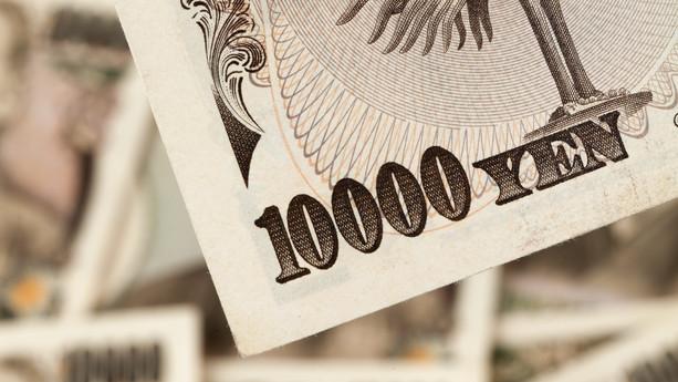 Valuta: Yen styrkes efter pengepolitisk null�sning
