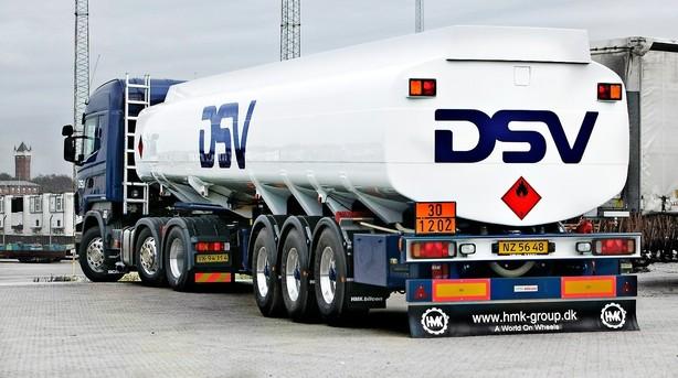 Aktier: DSV l�ngst fremme i helt gr�nt marked