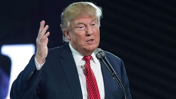 Britisk indrejseforbud mod Trump kan g�re ham til martyr