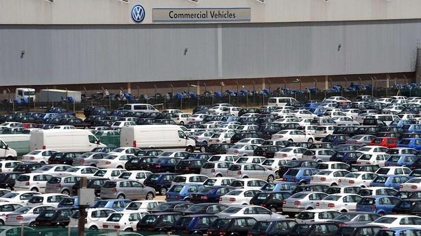 Tilbagekaldte Volkswagen-biler f�rst f�rdige i 2048