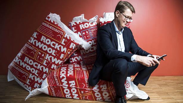 Rockwool p�nt ud af 2015 - men skuffende ind i 2016