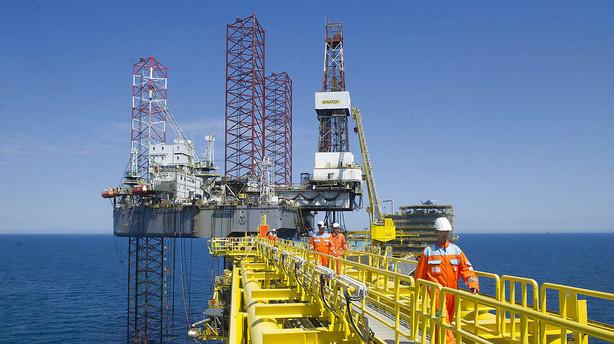 Shell og M�rsk dropper ny oliejagt i Nords�en