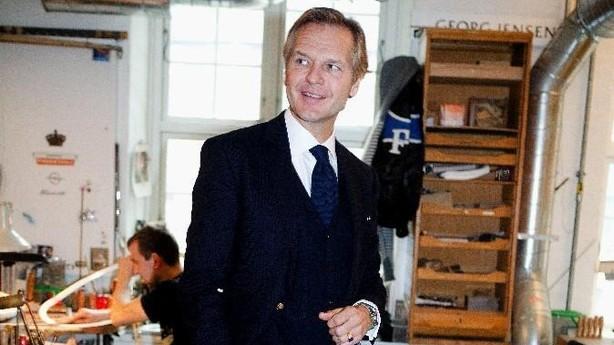 Tidligere dansk design-boss bliver koncerndirekt�r i kendt finsk koncern