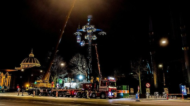 K�benhavns kommune bremser Tivoli-satsning