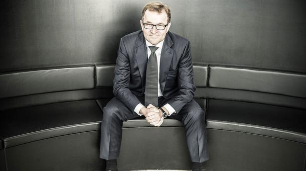 Novo-bestyrelse fyrer Eivind Kolding