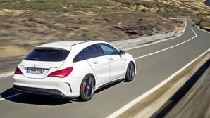 Mercedes nye bagdel er en smuk fordel