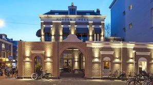 Amsterdam West holder 100 pct: Frit for hash- og sex-turister