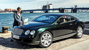 &quot;Bentley&#039;en er min hverdagsbil&quot;