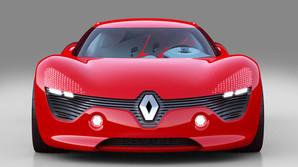 Gulddreng genopfinder den franske bilindustri