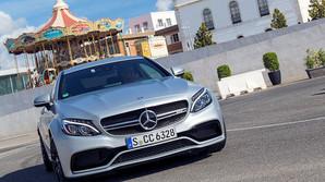 Brutal Mercedes AMG dropper d�rene