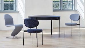 Ukendt Verner Panton-stol - samt syv andre designs der rykker netop nu