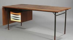 Finn Juhl-bord blev handlet op til mindre formue