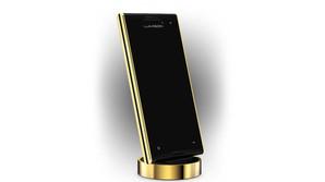 Dansk smartphone i 24 karat guld