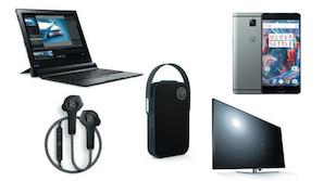 Fem gadgets der lapper p� den elendige sensommer