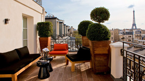 Tophotel i Paris med en svaghed for dansk design