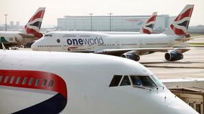 Britisk luksus i et 40 �r gammelt fly