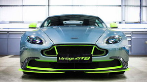 Aston Martins nye herrebil taber 100 kilo efter operation