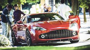 Z som i Zagato - Aston Martin fremviser ny superbil