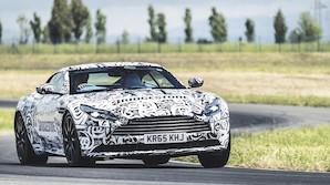 """Aston Martin afsl�rer """"kvantespring"""" til 4 mio. kr."""