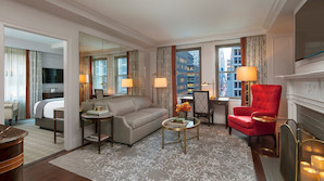 """""""Hvis Cary Grant skulle bo p� hotel i New York, skulle det v�re her"""""""