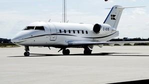 Med Danmarks Air Force One - Flyvetur uden check in og paskontrol