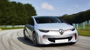 Fransk fremtidsbil k�rer 100 km p� literen