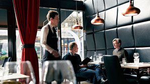 Aarhusiansk frokost p� adeligt niveau