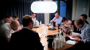 Fire italienske vine der vinder i efter�ret