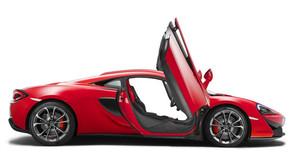 "McLarens �konomiske ""billigbil"""