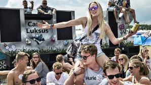 �l, singler og toiletpapir: �rets festival i tal