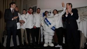 """S� lykkedes det endelig"" - Tre Michelinstjerner til Danmark"