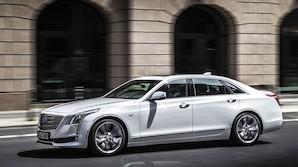 Cadillac udfordrer BMW med nyt flagskib