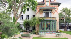 Mode-dynastiets vilde villa