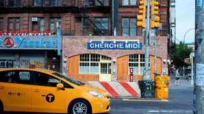 Michelin-stjerner og burgerdr�mme i New York