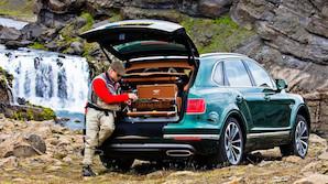 Bentley bygger en Bentayga til lystfiskere, der forlanger luksus