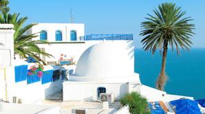 P� kanten af Europa og Afrika i Tunesiens mest charmerende landsby