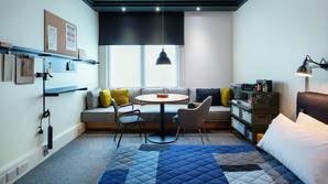 Hotellet man rejser langt efter - og som f�les som hjemme