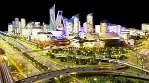 Ublu planer for verdens st�rste indk�bscenter