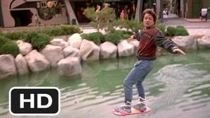 Opfinder verdens f�rste rigtige hoverboard