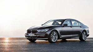 Ny BMW 7-serie ville g�re 007 misundelig